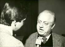 Interviewing tommy lasorda cv