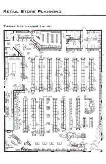 Store planning cv