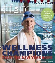 Front cover of fit for life cv
