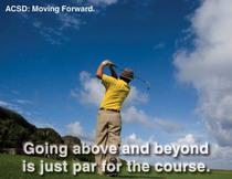 Acsd golf cv