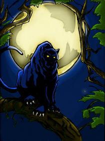 Black panther cv