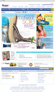 Footwear sale cv