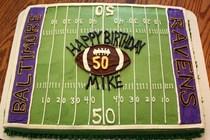 Ravens cake cv