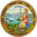 State of california seal cv