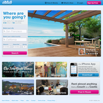 Airbnb comp cv