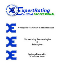 Expert rating certifications cv