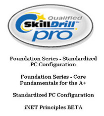 Skilldrill certifications cv