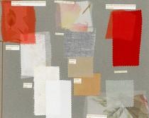 Thelea fabric  cv