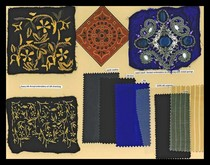 Sherzade fabrics 2 cv