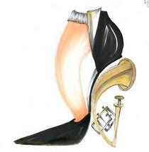 Trumpet shoe cv