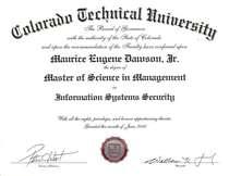 Msm diploma cv
