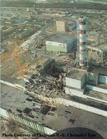Chernobyl reactor cv