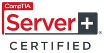 Server  certified cv