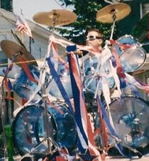 Dse drumming cv