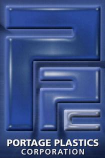 Portage plastics logo cv