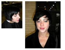 Hair cut 1 cv
