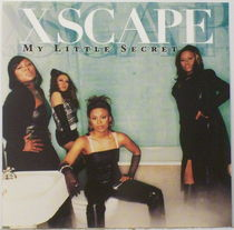 608px xscape my little secret single cover cv