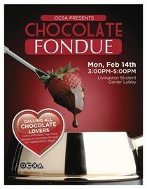 2237 ocsa chocolate fondue cv