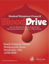 2211 student volunteer council blood drive cv