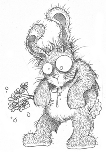 Super fuzzy bunny cv