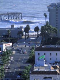 California street cv