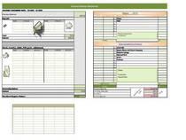 Check payee sheet2 cv