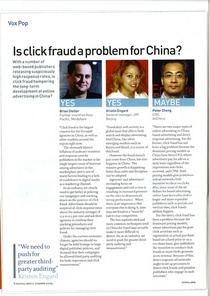 Click fruad china media 18th june 09 cv