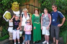 Shrek cv