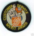 Merit award cv