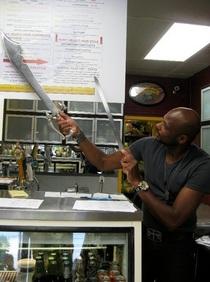 Sheik sword cv