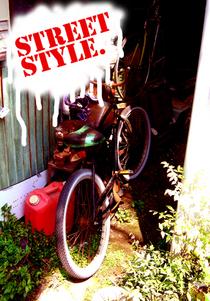 Bicycle poster cv