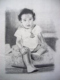 A portrait cv
