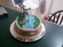 Birthday cake cv