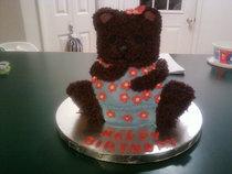 Boyds bear cake cv