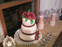 Bridalshower cake cv