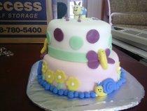 First birthday cake cv