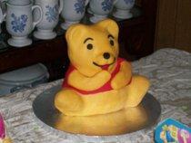 Pooh cake cv