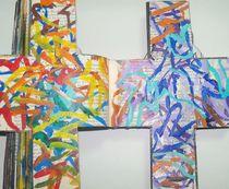 Artist book paint cv