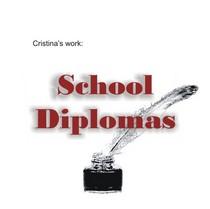 Cover diplomas cv
