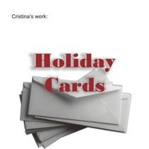 Holiday cards cv