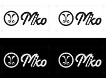 Logo miko b n cv