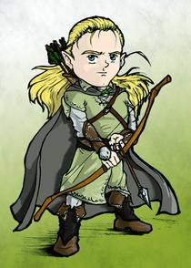 Legolas cv