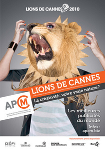 Affiche lions cv