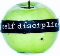 Self discipline cv