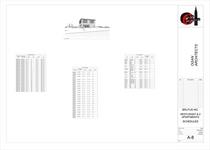 Restaurant elevations new schedules cv
