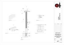 Restaurant elevations new enlarged walls cv