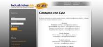 Caa web cv