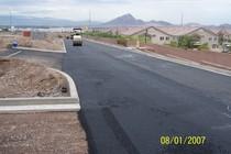 Compacting asphalt on east road favorite  cv