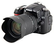 D80 w18 135mm cv