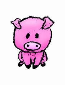 Pink piggy stock cv